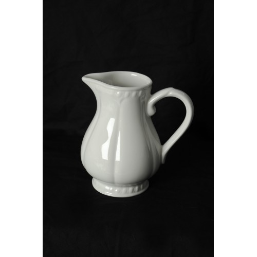 Buckingham White Jug 20fl oz