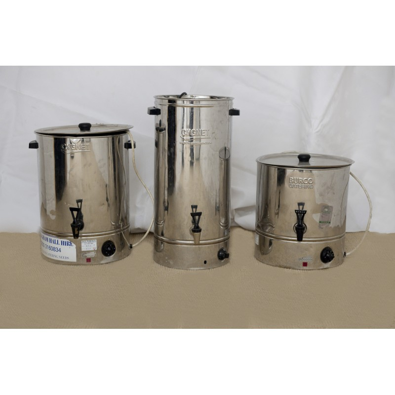 Large Water Boiler/Urn for hire