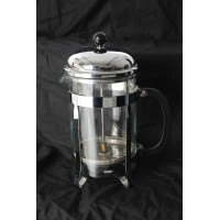 12 cup - Silver Cafetiere